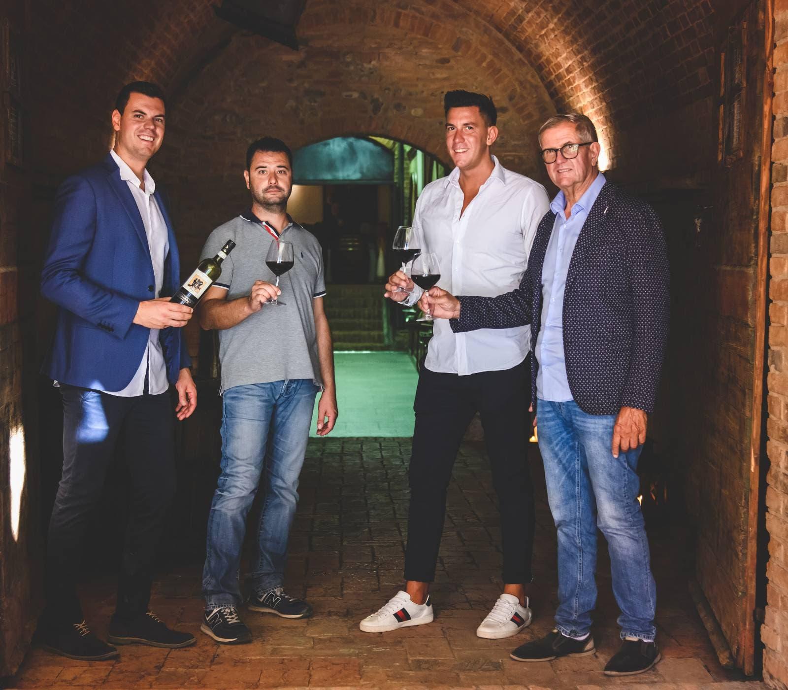 cellar in Chianti                  - img 3