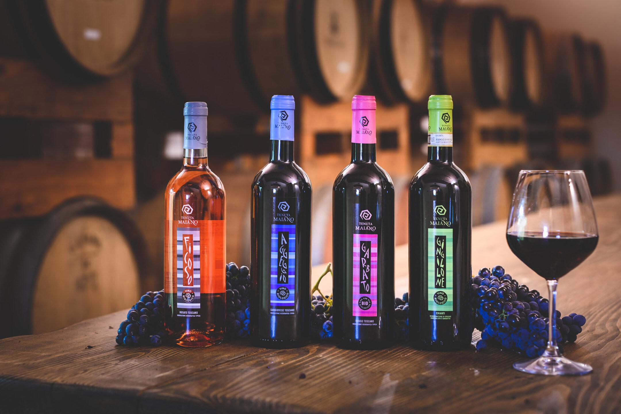 L'olio e i nostri vini biologici portano con sé i ritmi lenti della natura  - L'olio e i nostri vini biologici portano con sé i ritmi lenti della natura